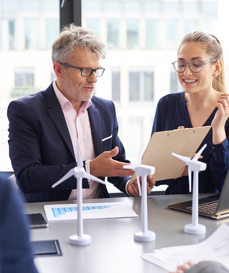 negocios y consultores contables